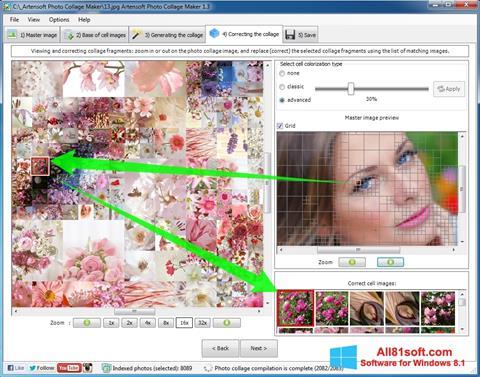 ภาพหน้าจอ Photo Collage สำหรับ Windows 8.1