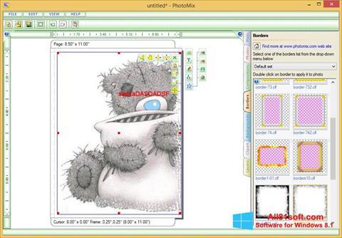 ภาพหน้าจอ PhotoMix Collage สำหรับ Windows 8.1